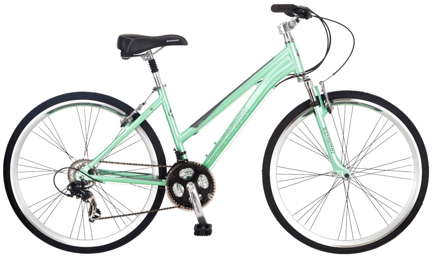 Best Hybrid Bikes for Women - Reviews and Buyer's Guide