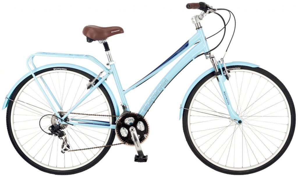 Schwinn Women's Community 700c Hybrid Bicycle