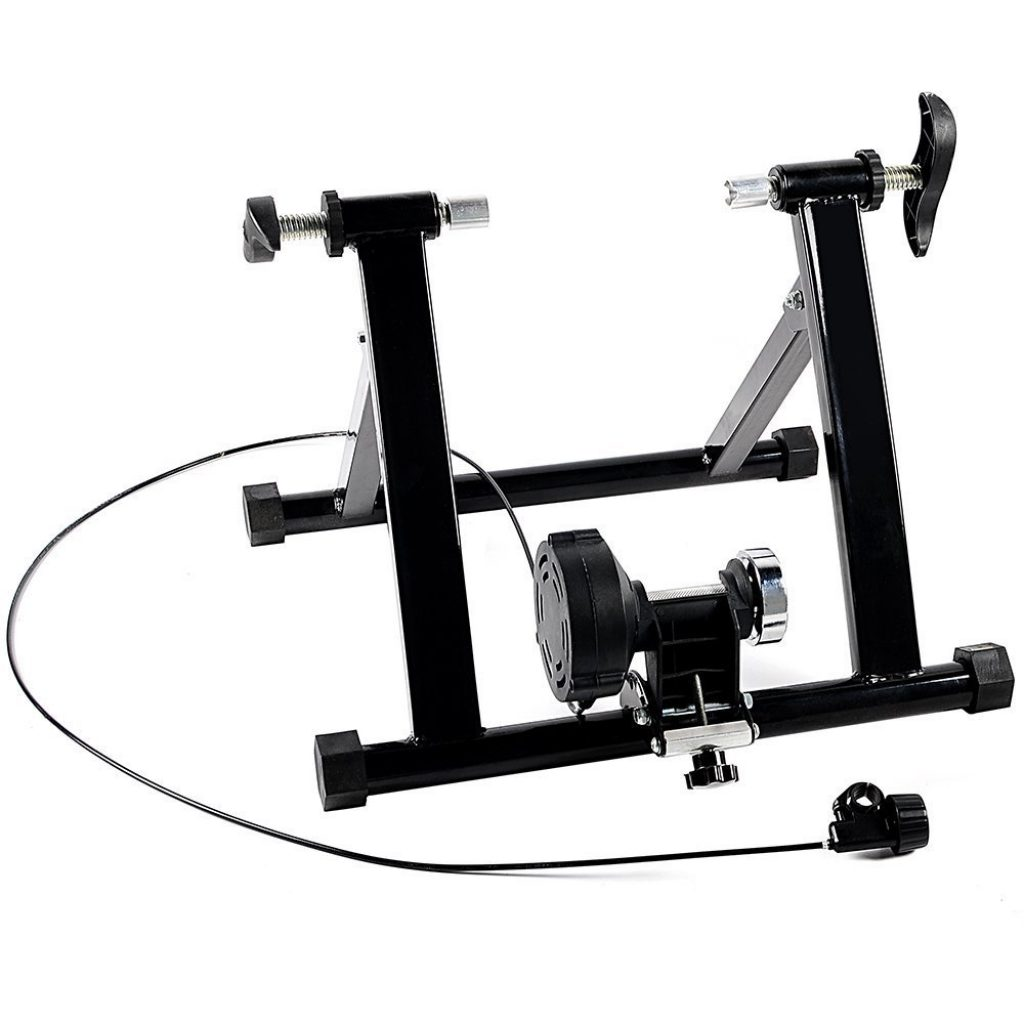 Ohuhu Magnet Steel Bike Trainer