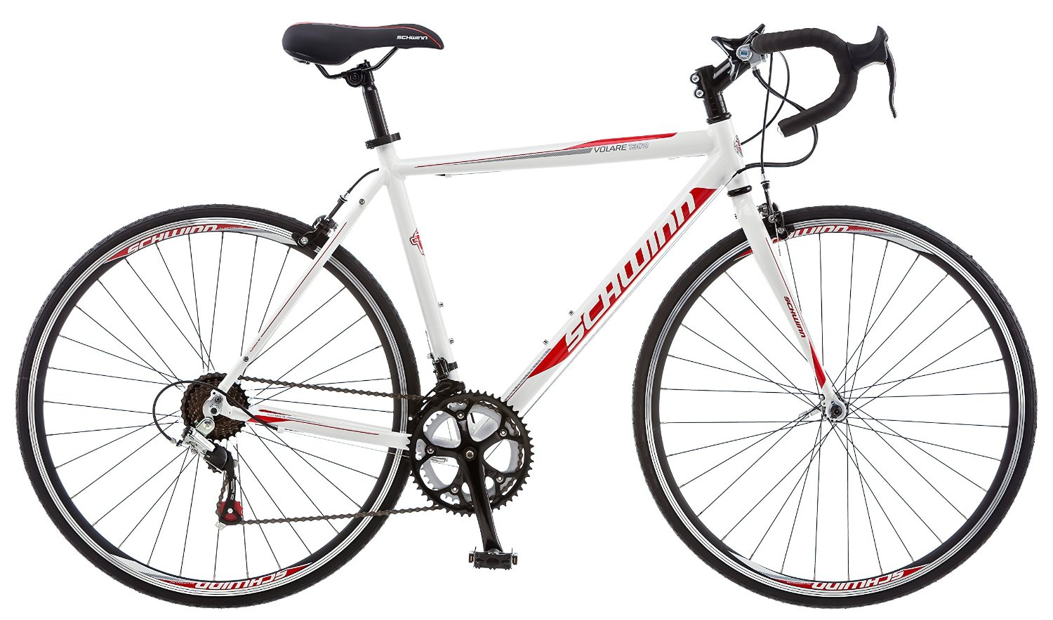 Schwinn Volare 1300 700c Men's Road Bike-The Best Beginner Bike