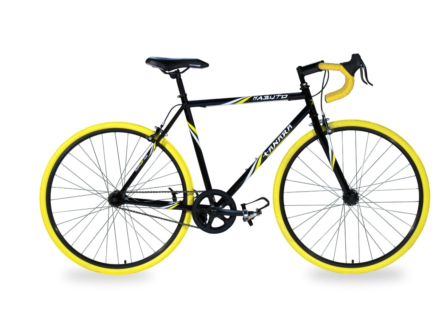 Takara Kabuto Single Speed Road Bike-2