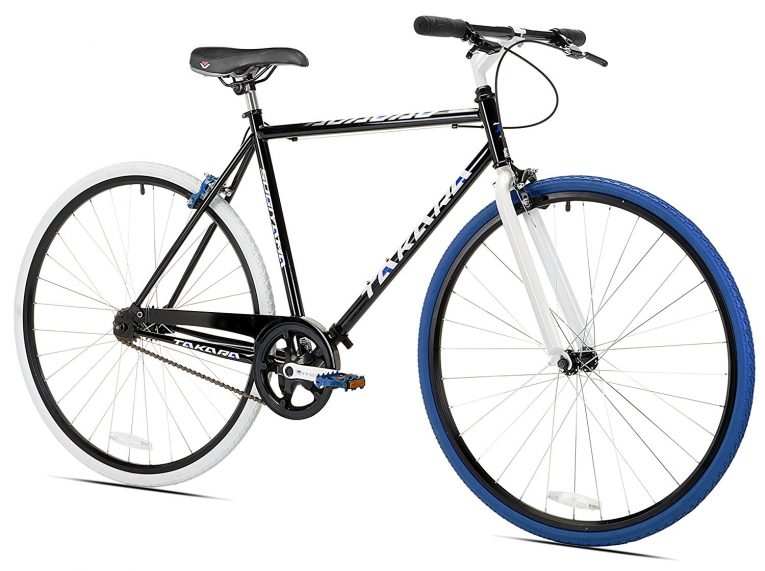 Takara-Sugiyama-Flat-Bar-Fixie-Bike-Black-blue