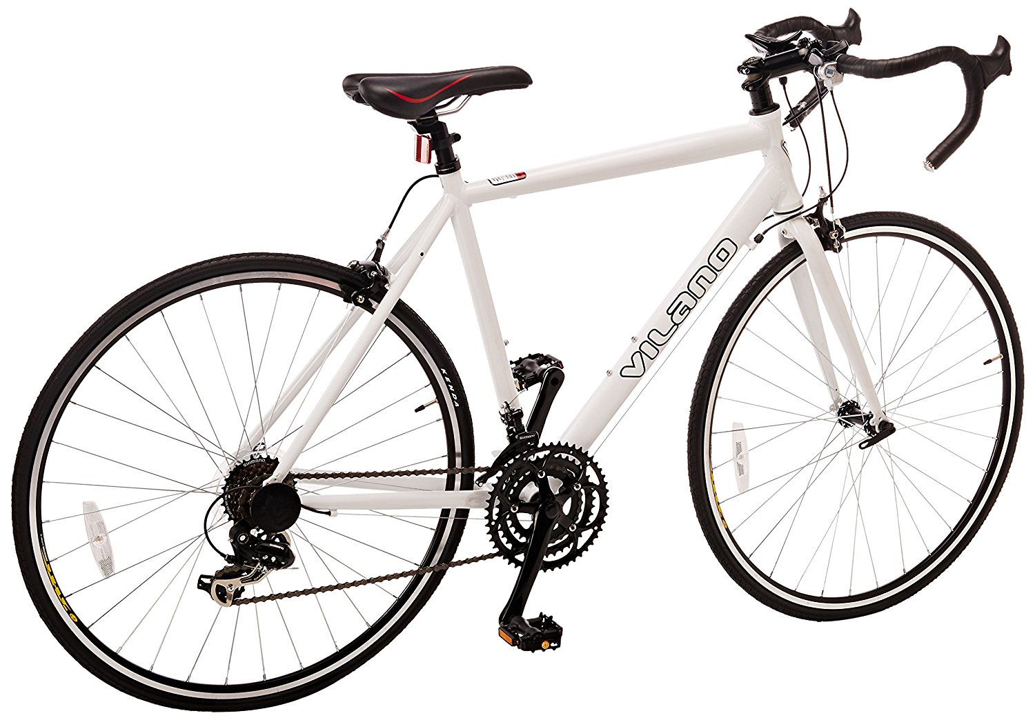 Vilano-Aluminum-Bike-white