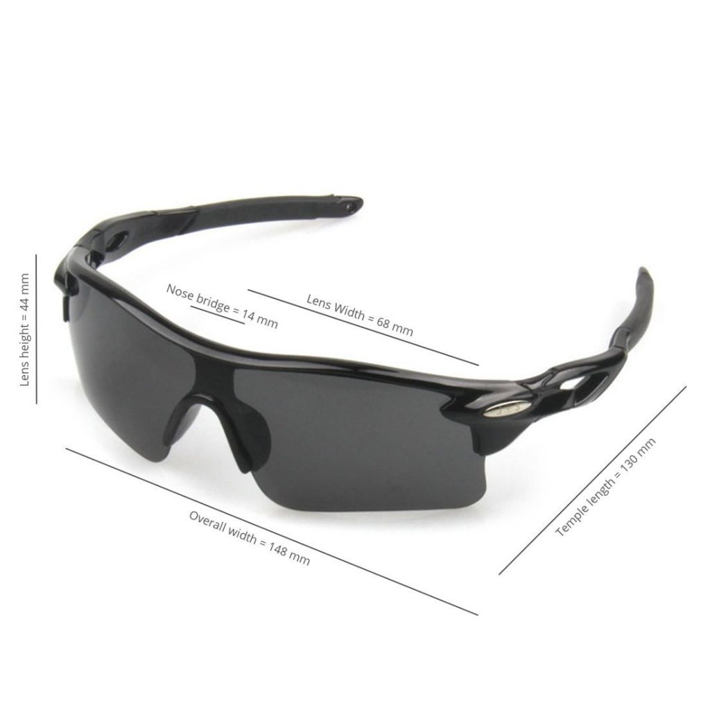 Active Plus Cycling Outdoor Sports Sunglasses