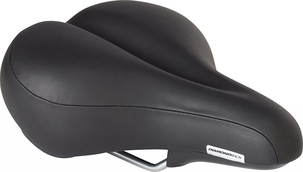 Diamondback Men's Pillow Saddle