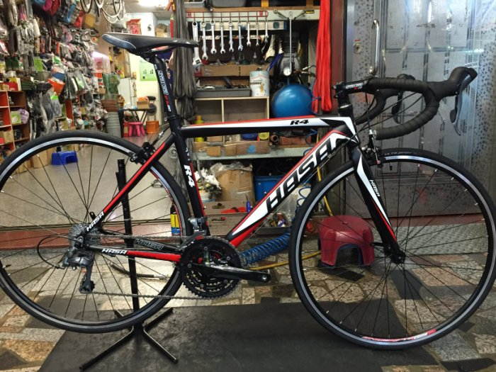 2015 HASA R4 Road Bike Shimano