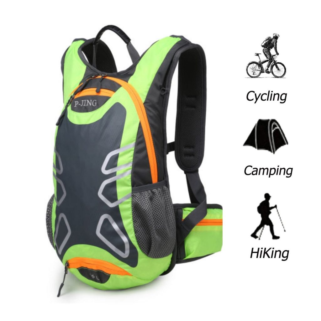 Bike Bicycle Cycling Backpack Hiking Bags