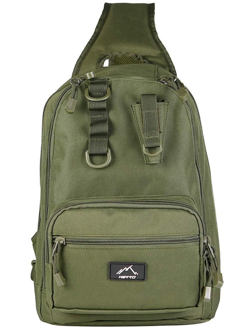 Hetto Military Shoulder Bag