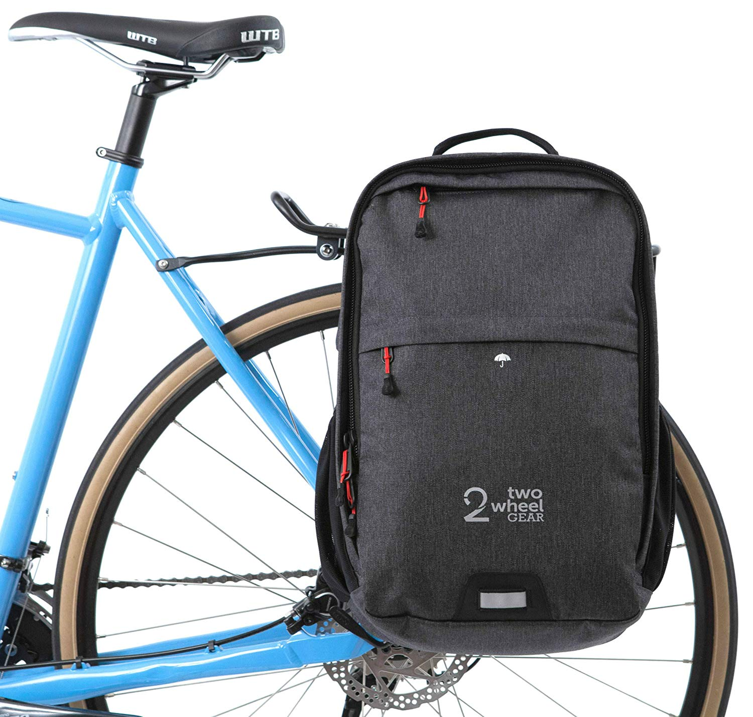 Two Wheel Gear - Pannier Backpack