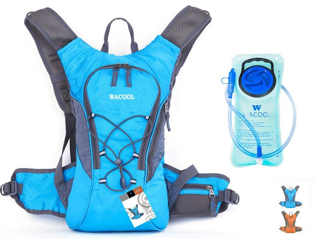 Wacool Waterproof Hydration Bladder Pack