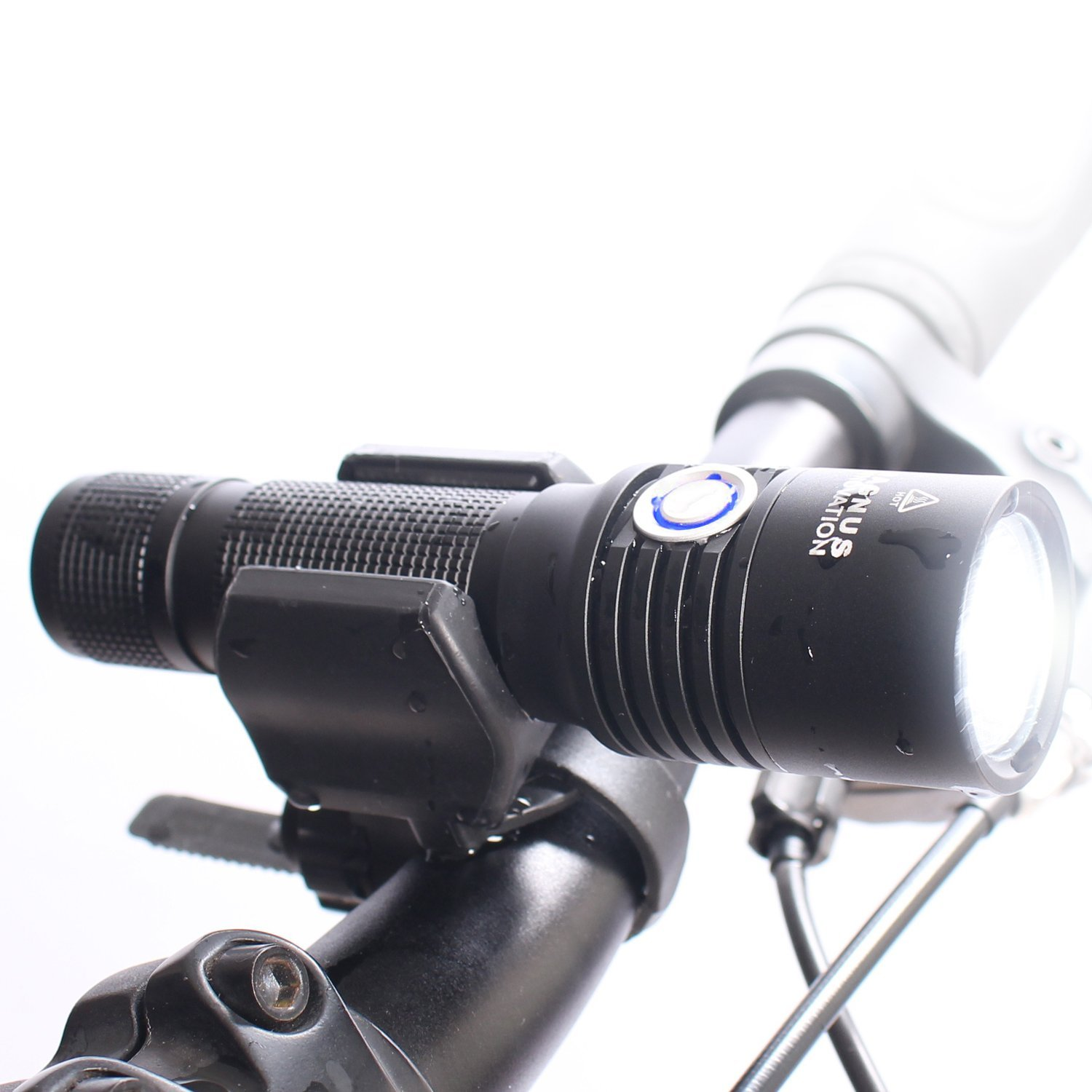 Vision II 860 Lumen USB Bike Light