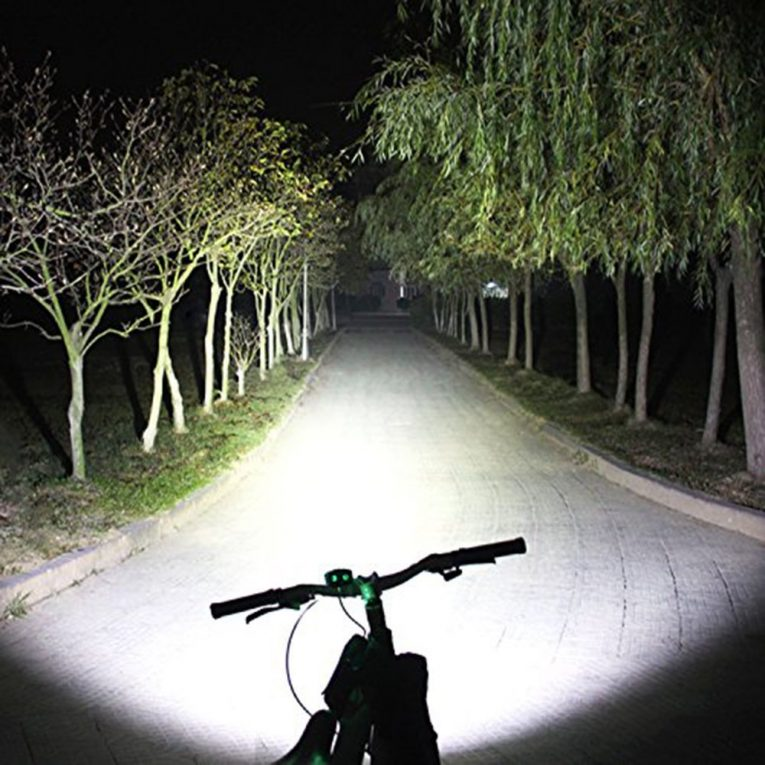Tansoren 4000 Lumens Eagle Eye Bike Light