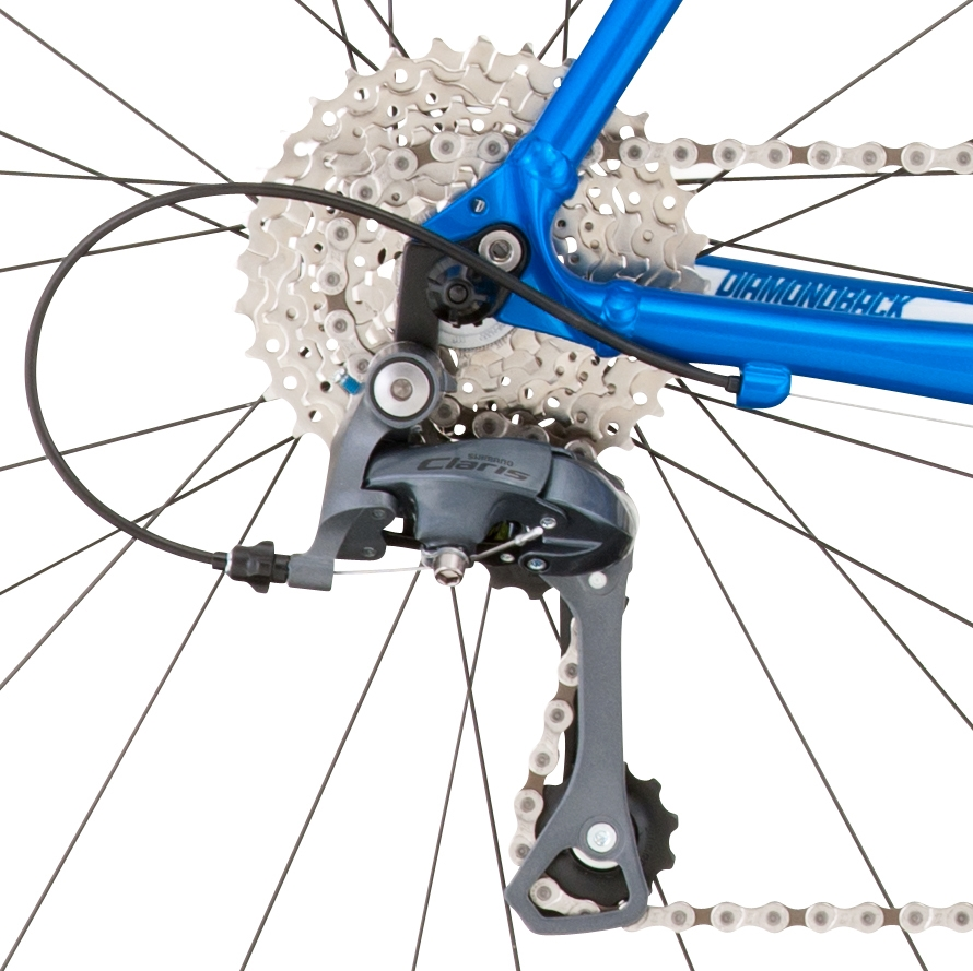 shimano claris on Diamondback century